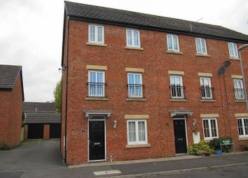 Thumbnail 4 bed town house to rent in Bluebell Close, Kirkby, Liverpool