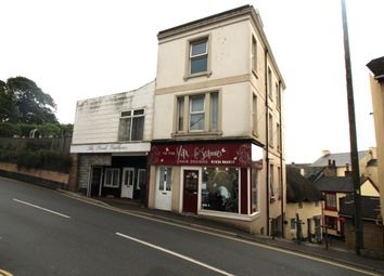 Thumbnail 2 bedroom flat for sale in Iddesleigh Terrace, Dawlish