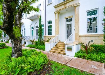 Thumbnail 3 bed town house for sale in 629 Santander Ave, Miami, Florida, United States Of America