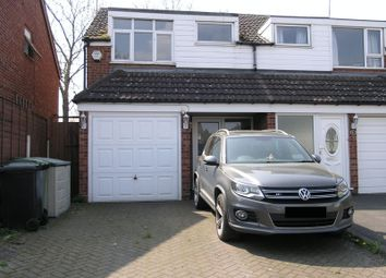 Thumbnail 3 bed semi-detached house for sale in Heale Close, Halesowen