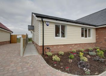 Thorpe Road, Kirby Cross, Frinton-On-Sea CO13. 2 bed semi-detached bungalow for sale
