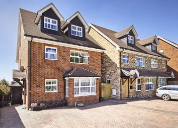Thumbnail 4 bedroom detached house for sale in Picardy Close, Dobbs Weir, Hoddesdon