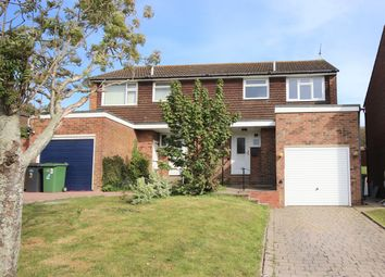 Thumbnail 3 bed semi-detached house to rent in Reedswood Road, St Leonards-On-Sea