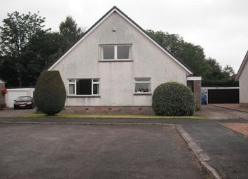 Thumbnail 3 bed detached house to rent in Greenhaugh Court, Braco, Dunblane