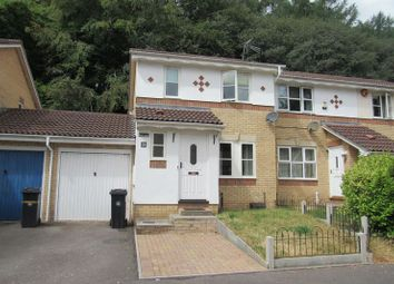 Thumbnail 3 bed end terrace house for sale in Evans Close, St Annes Park, Bristol