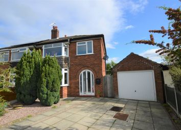 Thumbnail 3 bed semi-detached house to rent in Ullswater Crescent, Chester