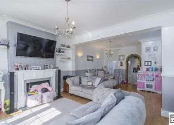 Thumbnail 3 bed terraced house for sale in Leighton Road, Bush Hill Park, Enfield