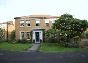 Thumbnail 4 bedroom detached house for sale in Denewood, Forest Hall, Newcastle Upon Tyne