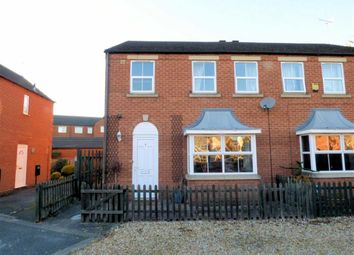 Thumbnail 3 bed property for sale in The Paddock, Peel Street, Lincoln