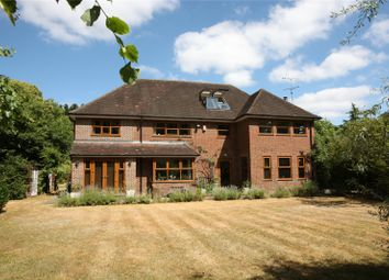 Thumbnail 5 bed detached house for sale in Greenhill Road, Farnham, Surrey