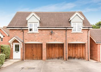 Thumbnail 1 bed detached house for sale in Robin Close, Selby