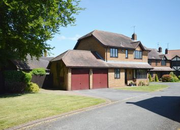Thumbnail 4 bed detached house for sale in Reddings Close, Wendover, Aylesbury