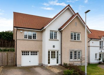 Thumbnail 5 bedroom detached house for sale in David Mushet Gardens, Dalkeith