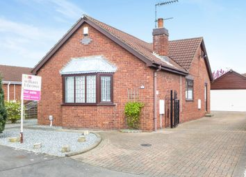 Thumbnail 3 bedroom detached bungalow for sale in Manor Park, Preston, Hull