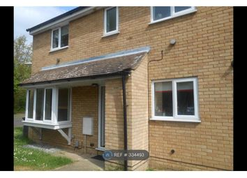Thumbnail 2 bed end terrace house to rent in The Sycamores, Milton, Cambridge