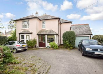 Thumbnail 4 bed detached house for sale in Holnicote Road, Bude
