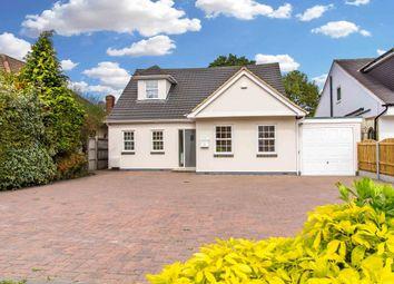 4 bed bungalow for sale in Lantivet Oak Hill Road, Stapleford Abbotts, Romford RM4