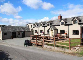 Thumbnail Pub/bar for sale in Powys SY16, Dolfor, Powys