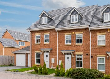 Thumbnail 3 bed town house for sale in Rivendale, Leeds
