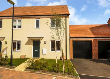 Thumbnail 3 bed semi-detached house to rent in Chilton, Didcot