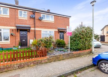 Thumbnail 2 bed end terrace house for sale in Glebe Road, Hertford