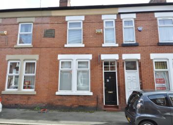 Thumbnail 5 bed terraced house to rent in Albion Road, Fallowfield, Manchester