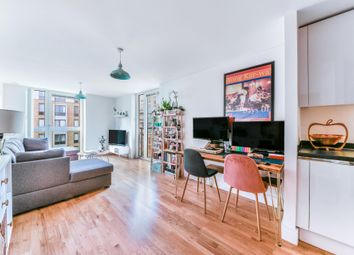 Thumbnail 2 bed flat for sale in Hargood House, New Capital Quay, Greenwich