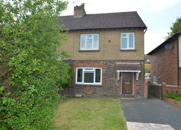 Thumbnail 3 bed semi-detached house for sale in Powder Mill Lane, Tunbridge Wells
