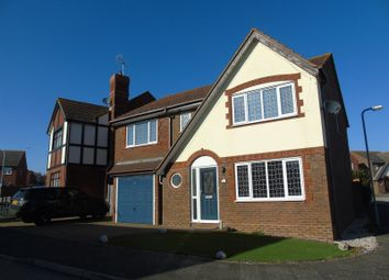 Thumbnail 5 bed detached house for sale in Wellsbourne Road, Stone Cross, Pevensey