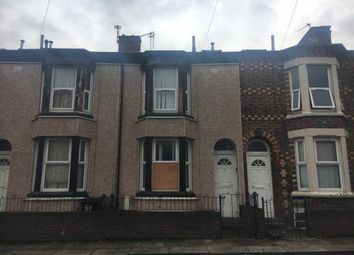Thumbnail 3 bedroom terraced house for sale in 48 Burns Street, Bootle, Merseyside