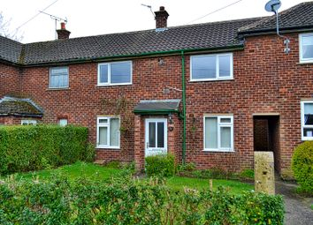 Thumbnail 2 bed terraced house for sale in Wavertree Avenue, Scholar Green
