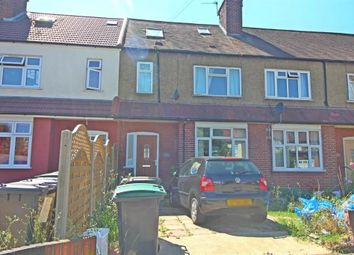 Thumbnail 4 bed terraced house for sale in Coombe Road, London