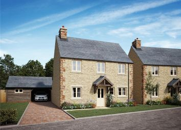 Thumbnail 3 bed detached house for sale in Plot 1 Bluebell Gardens, North Leigh