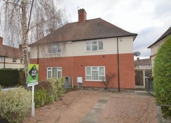 Thumbnail 2 bed semi-detached house for sale in Marton Road, Bulwell, Nottingham