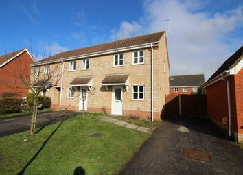 Thumbnail 2 bedroom property for sale in Underwood Close, Lowestoft