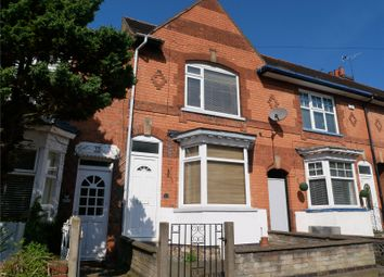 Thumbnail 2 bed terraced house for sale in Spencer Street, Oadby, Leicester, Leicestershire