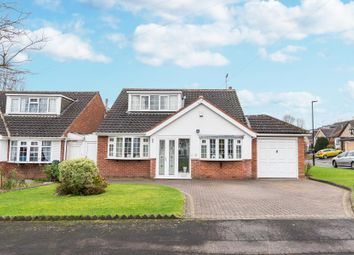Thumbnail 3 bed bungalow for sale in Allesley Close, Sutton Coldfield