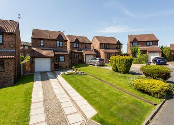 Thumbnail 3 bed detached house for sale in Ashmeade Close, Woodthorpe, York