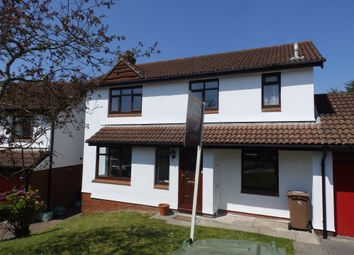 Thumbnail 4 bed detached house to rent in Redwood Drive, Plympton, Plymouth