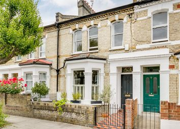 Thumbnail 4 bed terraced house to rent in Brookville Road, Fulham, London