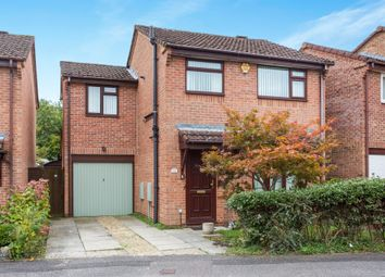 Thumbnail 3 bed detached house for sale in Berrywood Gardens, Hedge End, Southampton