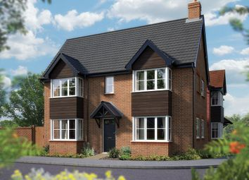 "Thumbnail 3 bed property for sale in ""The Sheringham"" at Hall End, Wootton, Bedford"