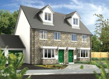 Thumbnail 3 bed end terrace house for sale in Dobwalls, Liskeard, Cornwall