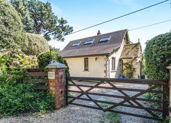 Thumbnail 3 bed detached house for sale in Redbridge Road, Moreton, Dorchester