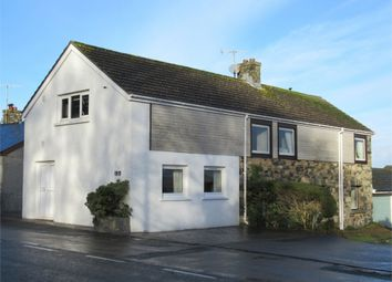 Thumbnail 3 bedroom town house for sale in Y Tyddyn, Fishguard Road, Newport, Pembrokeshire