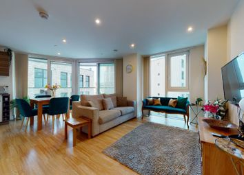 Thumbnail 3 bed flat to rent in Goldpence Apartments, London