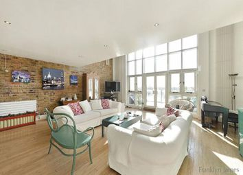 Thumbnail 3 bedroom flat to rent in Roneo Wharf, Limehouse