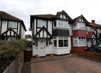 Thumbnail 3 bed property for sale in Shepley Close, Carshalton