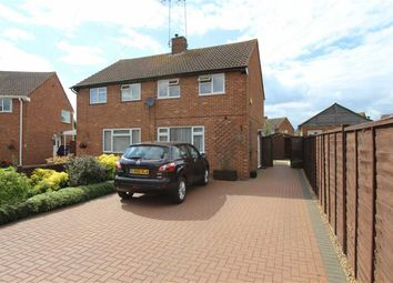 Thumbnail 2 bed semi-detached house for sale in Brownslea, Leighton Buzzard