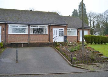 Thumbnail 2 bed terraced bungalow for sale in Morridge View, Cheddleton, Leek